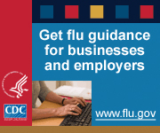 Get flu guidance for businesses and employers