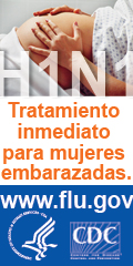 H1N1 – Tratamiento inmediato para mujeres embarazadas. www.flu.gov