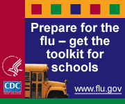 Prepare for the flu – get the toolkit for schools.