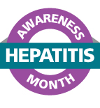 May is Hepatitis Awareness Month.  Learn more: http://www.cdc.gov/Hepatitis/HepAwarenessMonth.htm