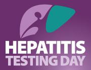 Hepatitis Testing Day Badge