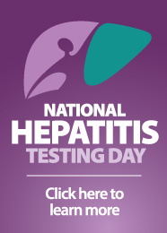 Hepatitis Testing Day Badge