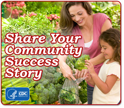 Share your community success story