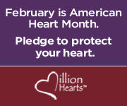 February is American Heart Month. Pledge to Protect Your Heart