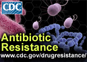 Learn more about antibiotic resistance, efforts to prevent antibiotic resistance infections, and CDC's role.