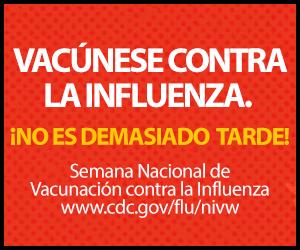 Vacúnes contra la influenza.