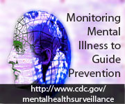 Learn more about the CDC Report: Mental Illness Surveillance Among U.S. Adults. http:www.cdc.gov/mentalhealthsurveillance/?s_cid=mhs-001-bb
