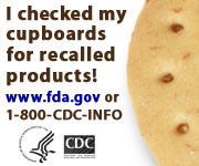 I checked my cupboards! www.fda.gov or 1-800-CDC-INFO