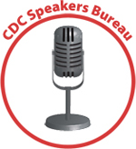 CDC Speakers Bureau