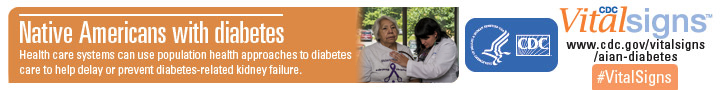 Learn Vital Information about Native American with diabetes-related kidney disease