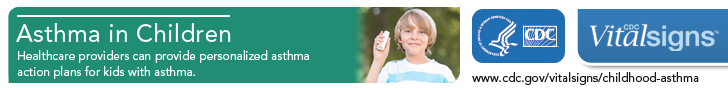 Healthcare providers can provide personalized asthma action plans for kids with asthma.