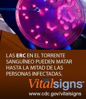 Afiche de la Campana de VitalSigns: Cómo hacer el cuidado de salud más seguro.