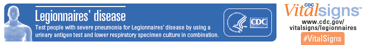 Learn Vital Information about Legionnaires' Disease