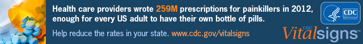 Learn Vital Information about Opioid Painkiller Prescribing. Learn more.