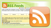 Ahead of Print RSS Feed