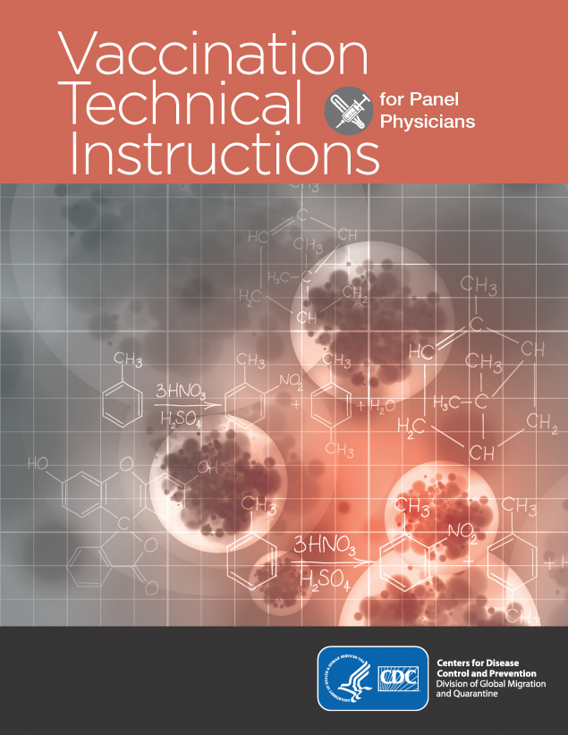Vaccination Technical Instructions for Panel Physicians