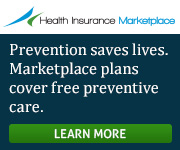Health Insurance Marketplace. Prevention saves lives. Marketplace plans cover free preventive care. Learn more! http://www.healthcare.gov