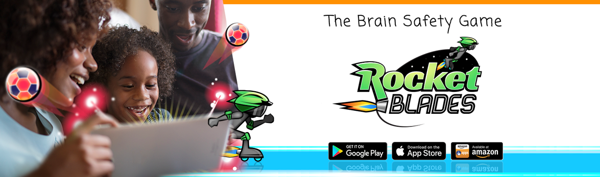 Rocket Blades, the Brain Safety Game