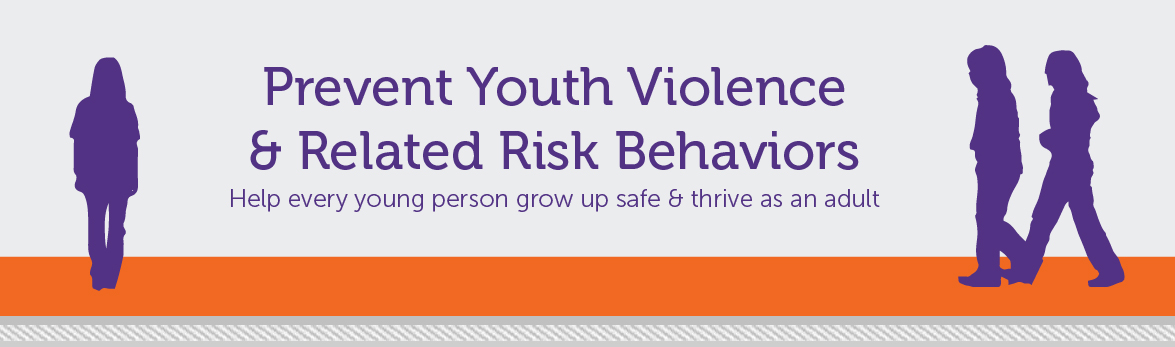 Prevent Youth Violence & Related Risk Behaviors. Help every young person grow up safe & thrive as an adult.