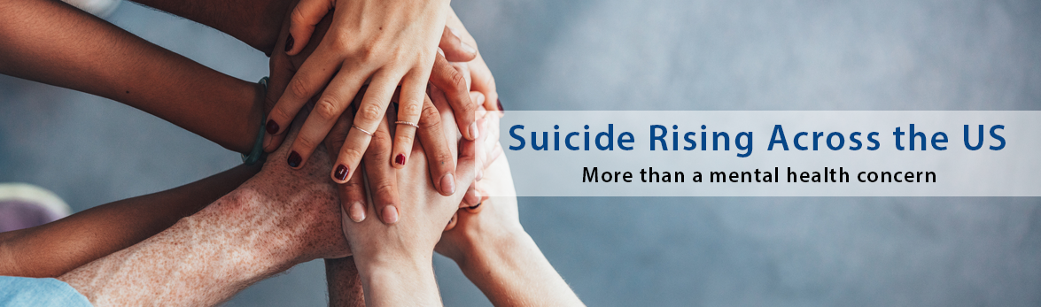 Suicide Rising Across the US