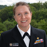 Commander Julie Gilchrist, MD