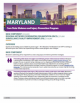 Maryland Core State Violence and Injury Prevention Program