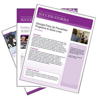 Success Stories Newsletter Templates