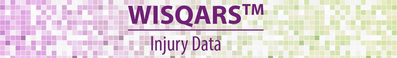 WISQARS - Injury Data