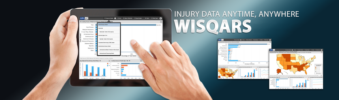 WISQARS Mobile: Injury Data Anytime, Anywhere