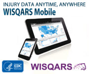 Injury Data Anytime, Anywhere. WISQARS Mobile.