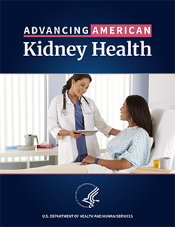 cover of Advancing American Kidney Health