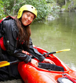 Kayaking, canoeing, swimming, off-path trekking and other similar types of outdoor activities can increase your risk of leptospirosis infection. Know the symptoms and see a doctor if you think you may have leptospirosis.