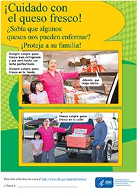 Quesco Fresco cheese poster image