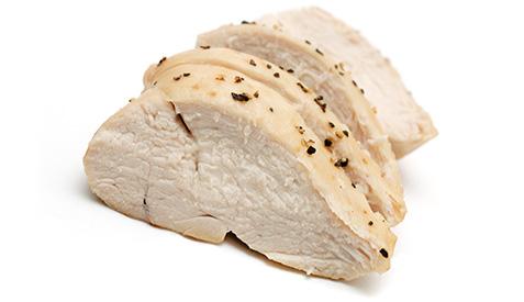 Precooked chicken