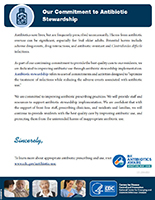 Stewardship Leadership Commitment Letter