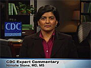 CDC Expert Commentary by Dr. Nimalie Stone- Dying from C diff. Who is most vulnerable?
