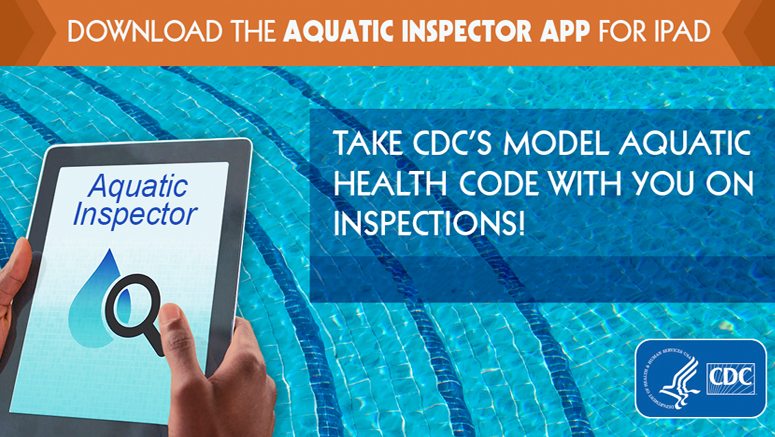 MAHC Aquatic Inspector app for iPad