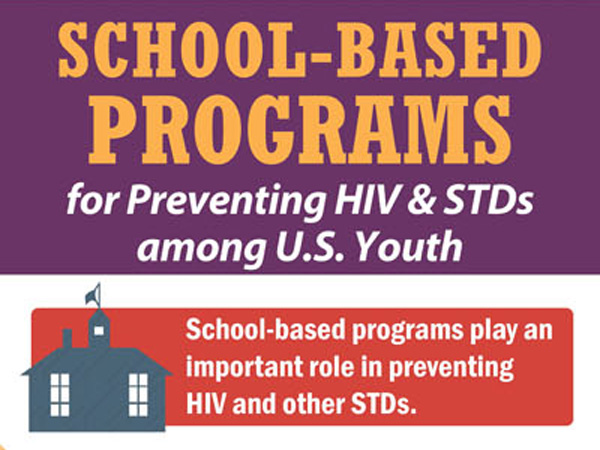 SCHOOL-BASED PROGRAMS for Preventing HIV & STDs among U.S. Youth
