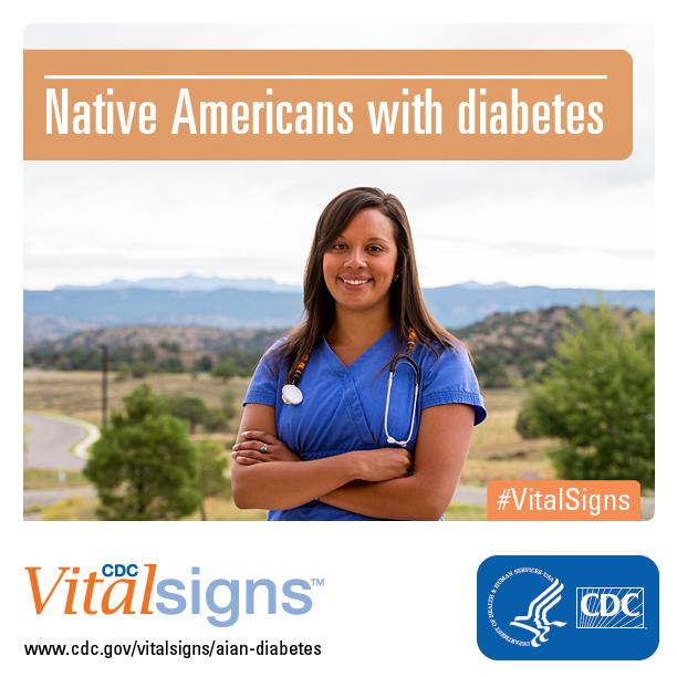 native american diabetes statistics 2018