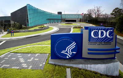 Photo: CDC's Tom Harkin Global Communications Center