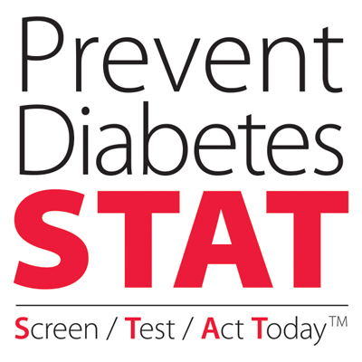 Prevent Diabetes STAT: Screen Test Act Today
