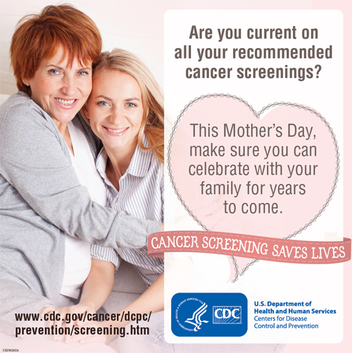 Many People Are Not Getting The Recommended Cancer Screening Tests Cdc Online Newsroom Cdc