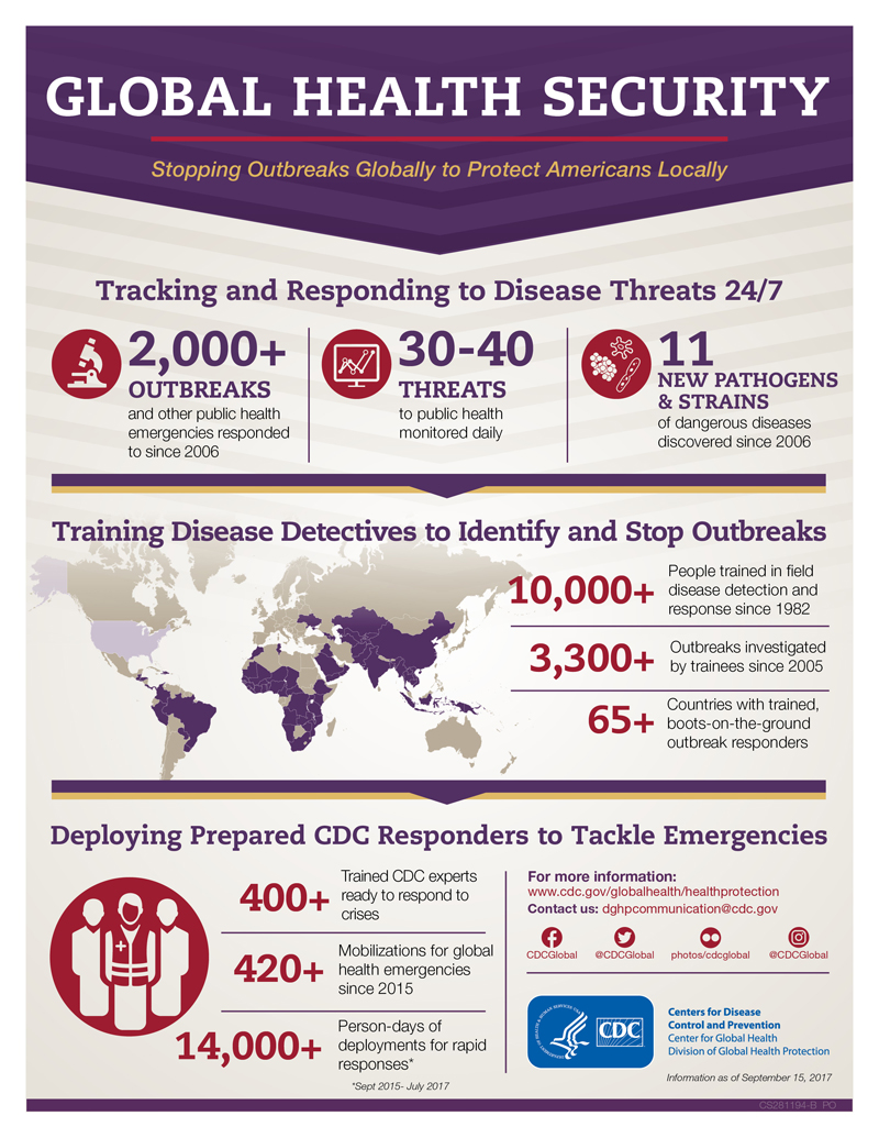 Infographic: Global Health Security