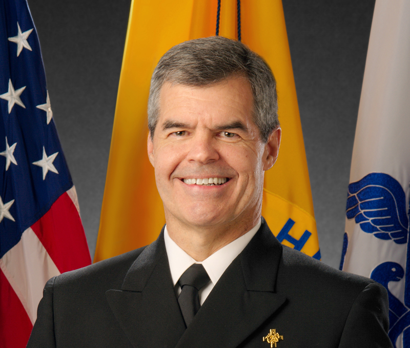 Stephen C. Redd, MD, (RADM, USPHS)