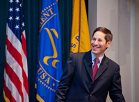 CDC Director Dr. Thomas Frieden