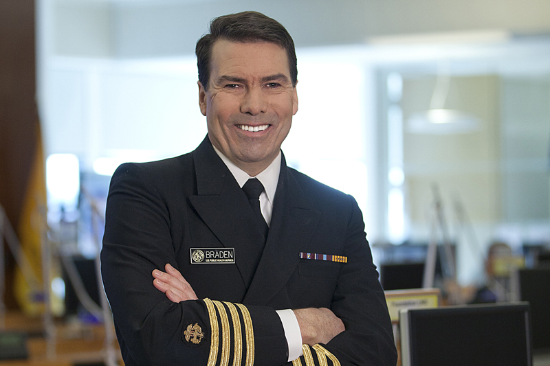 Photo: Christopher R. Braden, MD (CAPT USPHS)