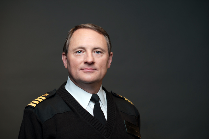Photo: Daniel B. Jernigan, MD, MPH (CAPT, USPHS)