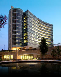 CDC's Arlen Specter Headquarters Building