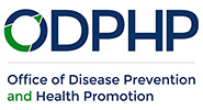 office of disease prevention and health promotion logo