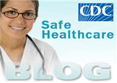 doctor showing Safe Healthcare Blog